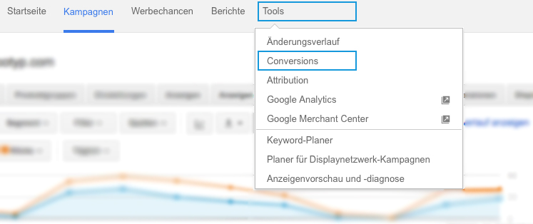 AdWords Conversion-Tracking